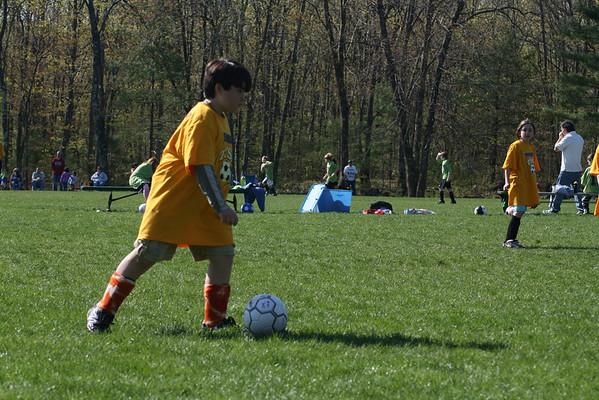 Soccer Game 4-24-10