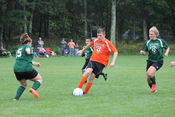 Soccer SEPT 21, 2013