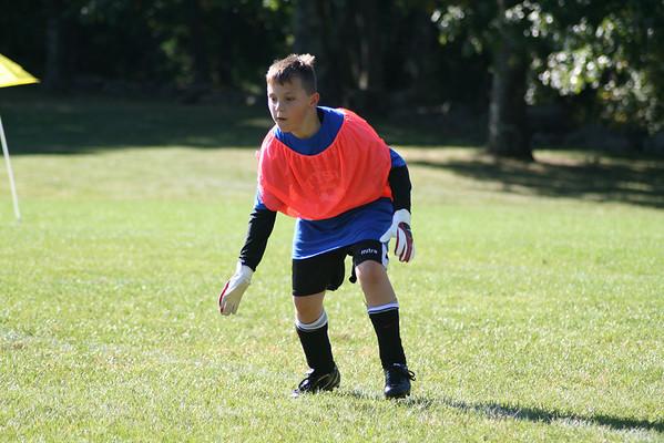Soccer Sept 26 2009