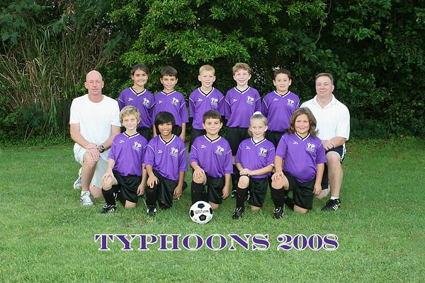 Typhoons  10-21