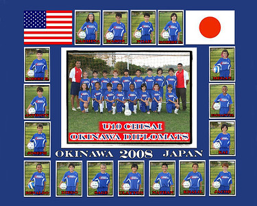 U10 Diplomats Fall 2008