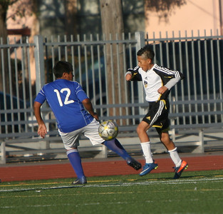 U13 Boys Benicia Arsenal FC99 vs Richmond Sol Codras