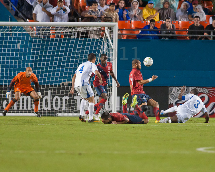 USA vs Honduras, Miami, Friendly, 20111008