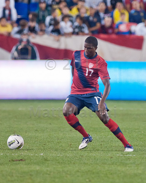USA vs Ecuador,Friendly,  Harrison, NJ, 20111011