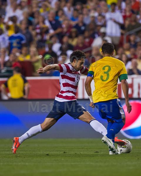 USA vs Brazil, Fedex Field, 5/30/2012