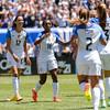 SOCCER: JUL 09 Women's - South Africa v USA
