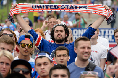 USA vs Germany Women's World Cup Viewing Party with Chicago Red Stars 06.30.15