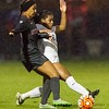 The huskies fell to Stanford 0-3 in a pouring rain at UW Huskie Soccer Field, Seattle, Washington United States 2015-10-25 By: Natassia Stelmaszek