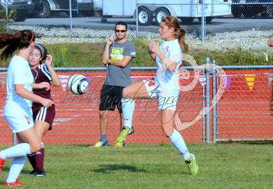 Varsity Soccer: Cabell Midland vs George Washington Sept '15