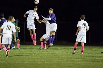 Vermilion VS Amherst Soccer