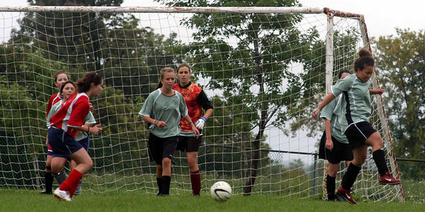 WWISL U16G Championships @ Glanbrook - September 6, 2008