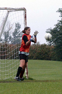 One of Lizzie's many saves