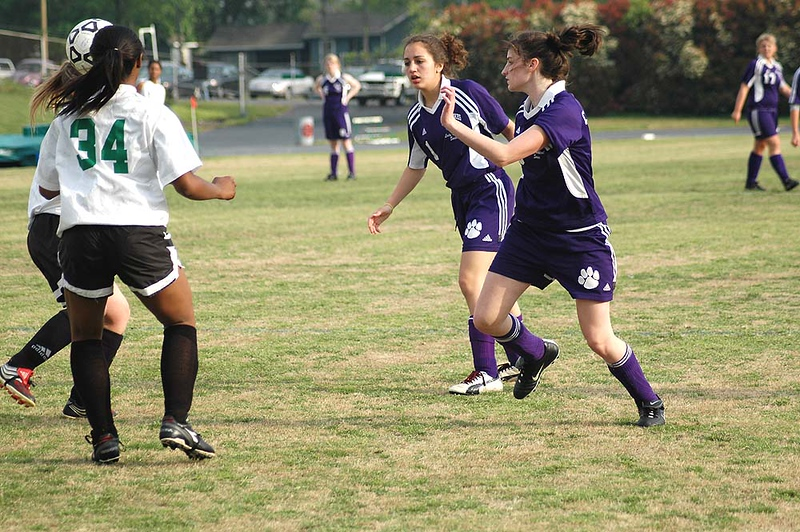 West Stokes Lady Soccer 2, 2005