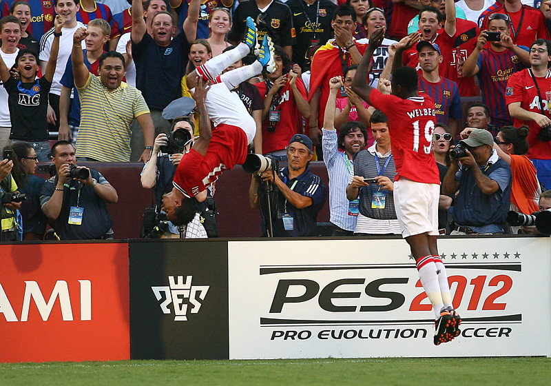 SOCCER: JUL 30  Manchester United v FC Barcelona