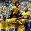 SOCCER: JUN 09 Argentina v Brazil