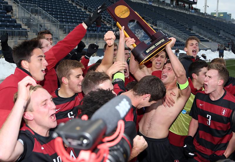 Stanford celebration