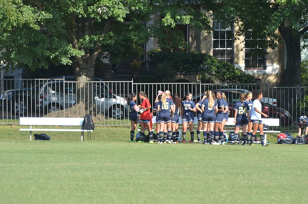 Good Counsel vs Georgetown Visitation (9/18/2014)