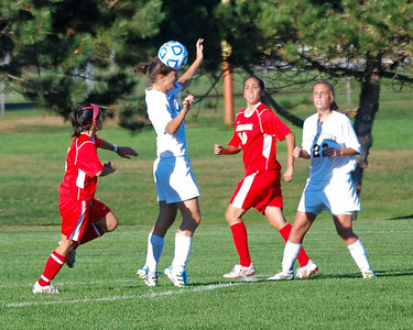 09-17-2011 vs Benedictine University Eagles