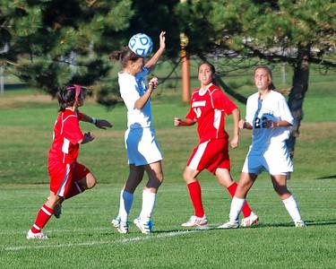 09-17-2011 vs Benedictine University Eagles