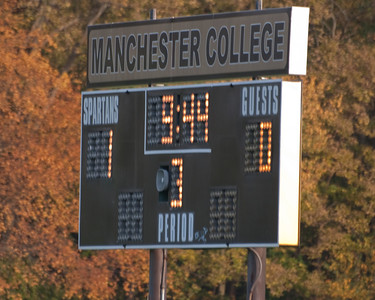 10-11-2011 vs Defiance College Yellow Jackets