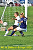Paige vs Elmhurst College @ Hope College Invite 2009
