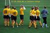 "Team vs Defiance 2008 - Paige Koomler, Allison ""Gangles"" Moore, Sara Olson, Marie H, Kendra Goetz, Paige W, Julia, Stephanie Phillips, Stephanie Taylor and Goalie Erica Hedges"