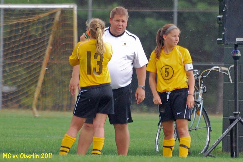 Kayla & Paige with Coach Stout