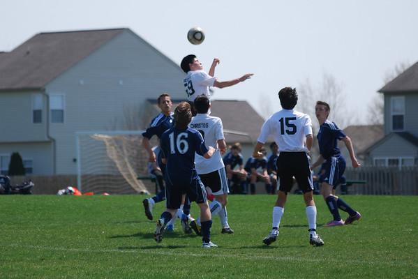 Soccer 2011 Three Lions FC 94/95 Boys Premier U16
