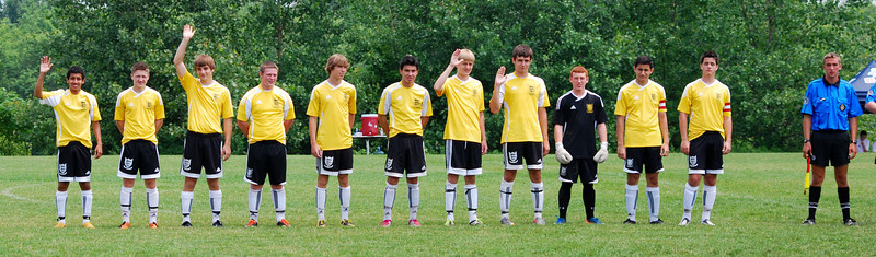 Game 3 vs Kansas United @ Jr Irish Fields South Bend, IN