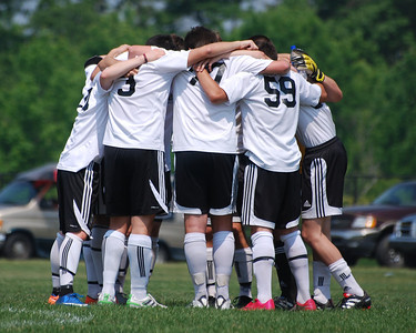 06/04/2011 State Semi Final vs  Pike Indy Burn '95 Boys Premier @ St Francis Field #13