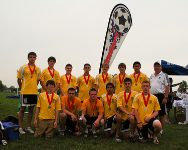 06/05/2011 State Final Game vs Zionsville Eagles '95 Boys Select @ St Francis Field #13