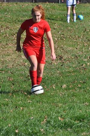 Chatham Soccer League U16 Girls