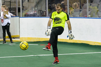 MASL Cedar Rapids Rampage @ Chicago Mustangs 11.12.16
