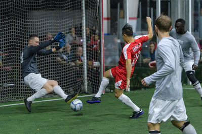 MASL2 Cincinnati Swerve @ Chicago Mustangs 01.06.18