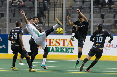 Dallas Sidekicks @ Chicago Mustangs 02.12.17