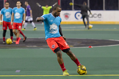 MASL Harrisburg Heat @ Chicago Mustangs 01.21.17