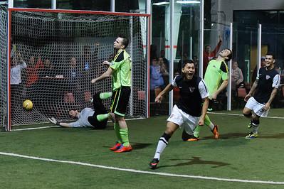 Illinois Piasa @ Chicago Mustangs Arena Soccer 11.16.13