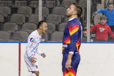 MASL Kansas City Comets @ Chicago Mustangs 01.22.17