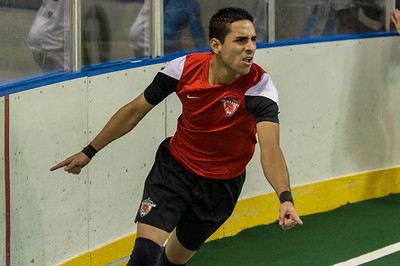 Milwaukee Wave @ Chicago Mustangs Arena Soccer 11.29.14