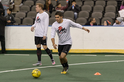 MASL Milwaukee Wave @ Chicago Mustangs December 12, 2015