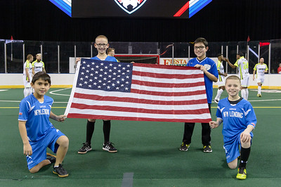 MASL Milwaukee Wave @ Chicago Mustangs 01.14.17