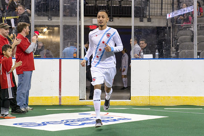 MASL Milwaukee Wave @ Chicago Mustangs 12.10.16