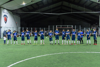 Real Celaya FC @ Chicago Mustangs 03.18.18