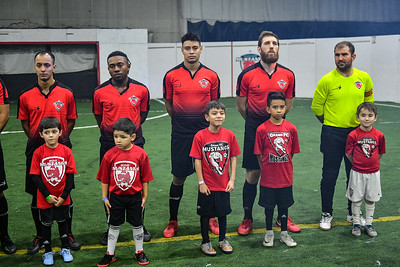 MASL2 Muskegon Risers @ Chicago Mustangs 12.08.18