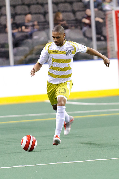 Rochester Knights @ Chicago Soul Indoor Soccer 03.01.13