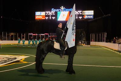 St. Louis Ambush @ Chicago Mustangs MASL Soccer @ Sears Centre 11.22.14