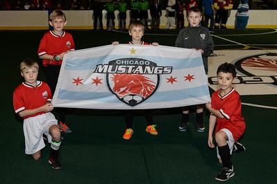 Tulsa Revolution @ Chicago Mustangs MASL Soccer @ Sears Centre 01.18.15 by Daniel Bartel