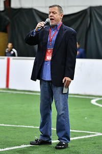 MASL/MASL2 Exhibition Milwaukee Wave @ Chicago Mustangs 11.24.18