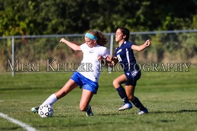Gaudet vs Bayview Soccer Girls 9.15.17