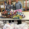 2017-04-02 GDD Susan Alger and Colin Davis of Embry Rucker Shelter receive blankets-